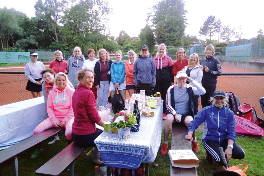 Tennisclub Blau-Weiß Lemgo   Midsummer