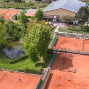 Tennisclub Blau-Weiß Lemgo | Luftaufnahme