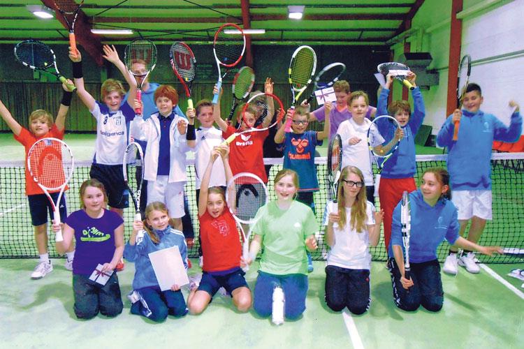 Tennisclub Blau-Weiß Lemgo   Familientennis 2016