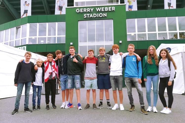 Tennisclub Blau-Weiß Lemgo   Gerry Weber Open
