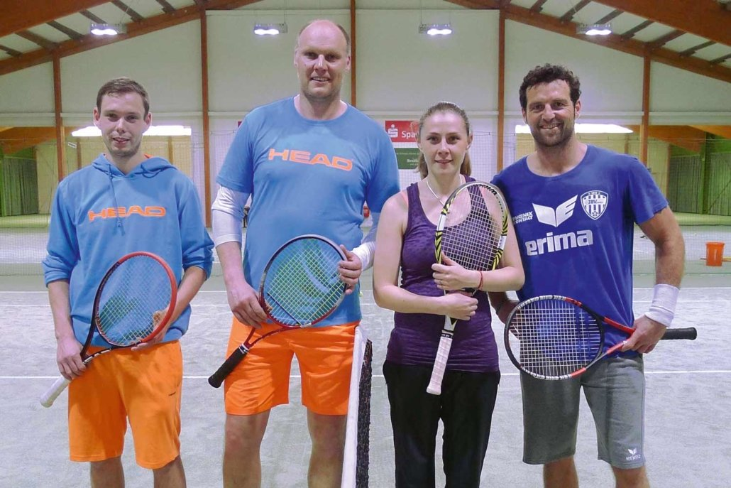 Tennisclub Blau-Weiß Lemgo   Promi Doppel