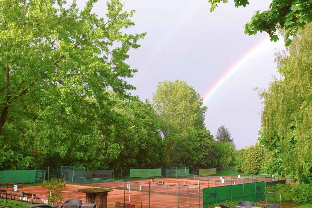Tennisclub Blau-Weiß Lemgo   Tennisanlage