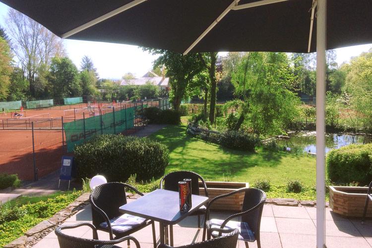 Tennisclub Blau-Weiß Lemgo   Anlage