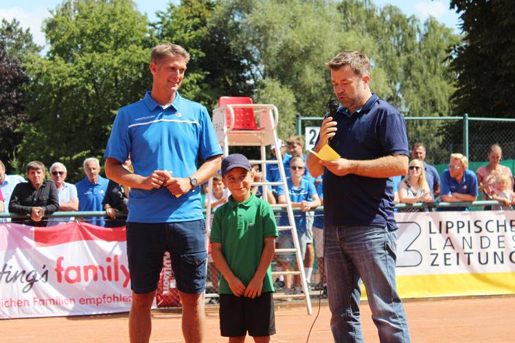 Nationales Deutsches Jüngsten-Tennisturnier 2019