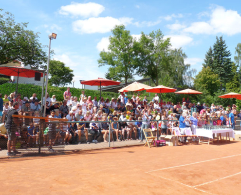 Nationales Deutsches Jüngsten-Tennisturnier 2019