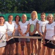 Tennisclub Lemgo | Aufstieg Damen Ü40