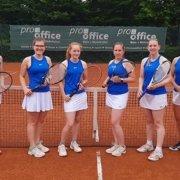 Tennisclub Lemgo | Damen des TC BW Lemgo in der OWL Liga