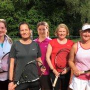 Tennisclub Blau-Weiß Lemgo | News | Damen 30 Bezirksliga