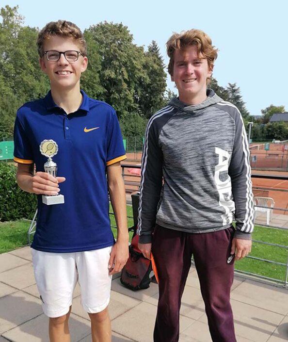 Tennisclub Lemgo | 2. Offene Stadtmeisterschaften
