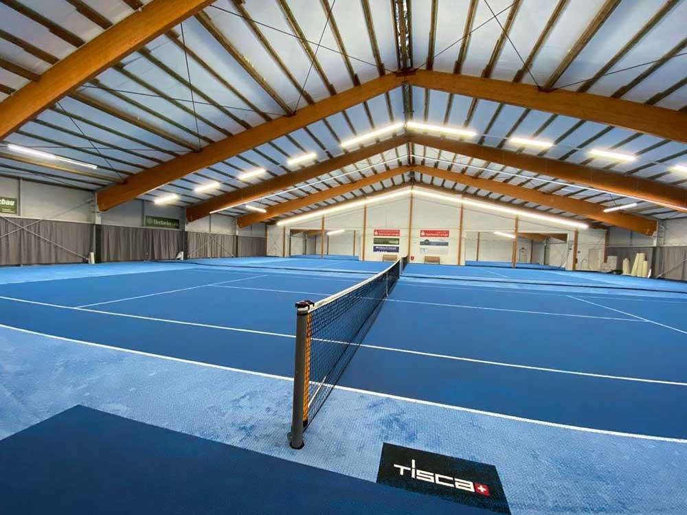 Tennisclub Blau-Weiß Lemgo   Hallenbuchungen