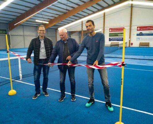 Tennisclub Blau-Weiß Lemgo | Halleneinweihung 2020