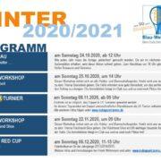 Tennisclub Blau-Weiß Lemgo | Winterprogramm 2020/2021