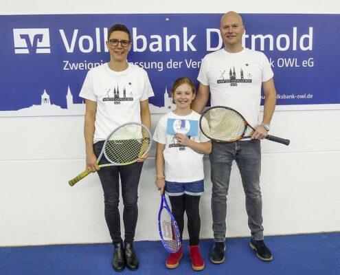 Gewinner Winter-Challenge   Tennisclub Blau-Weiß Lemgo