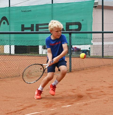 U-8 Sommer-Redcup   Tennisclub Blau-Weiß Lemgo